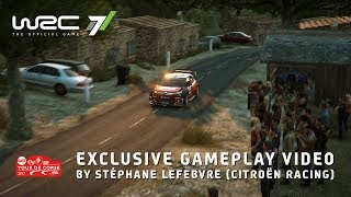 WRC 7 - Corsica Gameplay