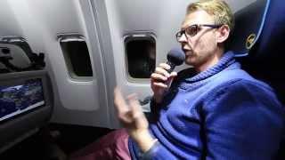 Erfahrungsbericht: Neue Condor Business Class Boeing 767