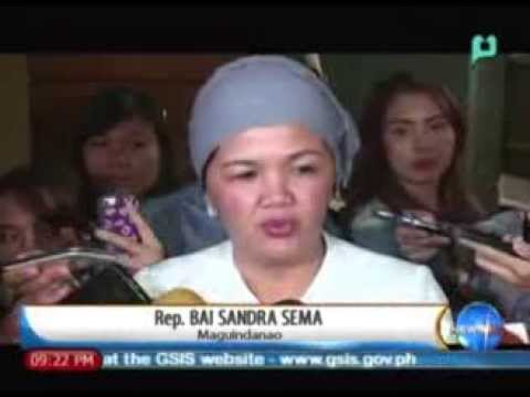 [NewsLife] Congress: Crafting Bangsamoro Basic Law not easy || Jan. 27, '14