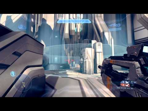 White Hippy Halo 4 Montage HD