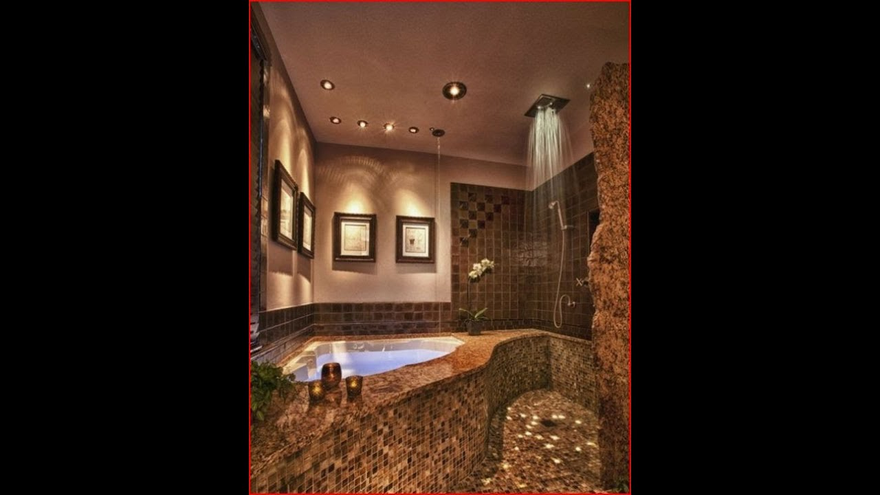 Bathroom designs luxurious showers spa like bathrooms youtube