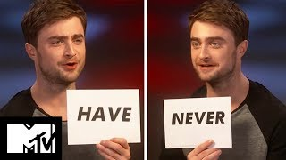 Daniel Radcliffe Plays Never Have I Ever! | MTV