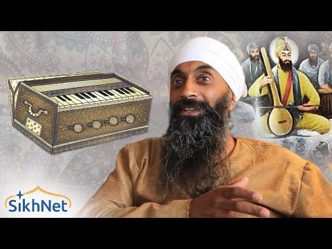 History of Harmonium and Stringed Instruments in Sikh Kirtan