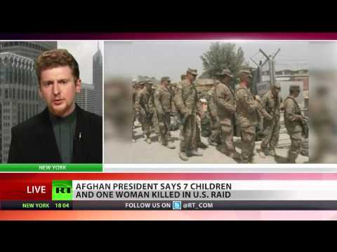 US Troops Must Leave Afghanistan - Caleb Maupin on RT