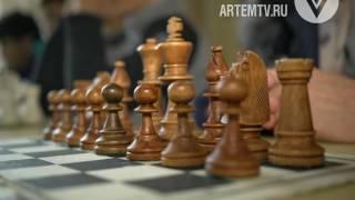 Гимнастика для ума. Артемовские шахматисты разыграли призы клуба Белая ладья.