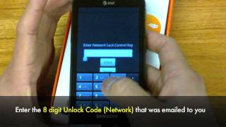 How To Unlock Samsung Phone By Unlock Code Unlocking A