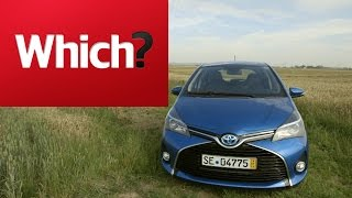 2014 Toyota Yaris Hybrid Which? First Drive