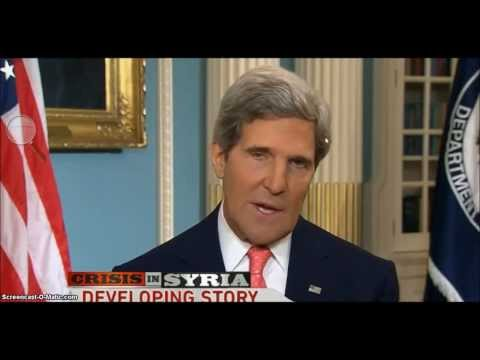 ALERT!!!!! This is NOT the REAL John Kerry!! Has he been killed and replaced by this double!!!