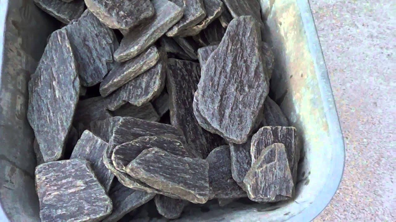 Как расколоть природный камень в домашних условиях