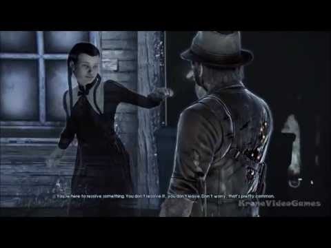 Murdered: Soul Suspect Gameplay (PC HD)