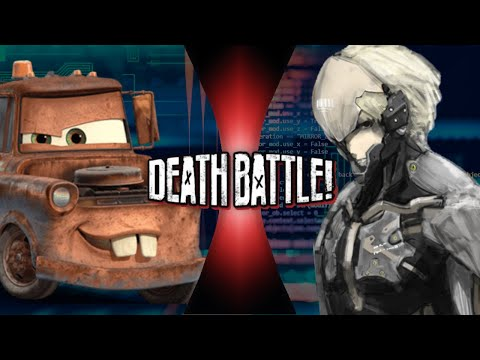 Raiden VS Tow Mater - Metal Gear Solid VS Cars