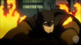 The 1st Clip From The Dc Animated Universe Feature