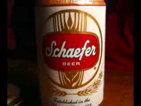 Louis Armstrong ::::Schaefer Beer - YouTube