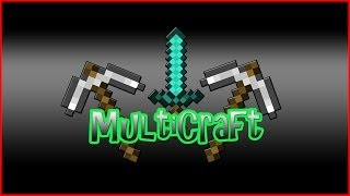 MultiCraft!-Server No Premium Con Defiende La Villa