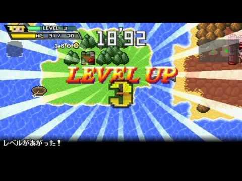 Half-Minute Hero: 30 эпических секунд для PSP