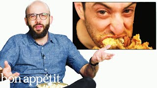 Binging with Babish Reviews The Internet's Most Popular Food Videos | Bon Appétit