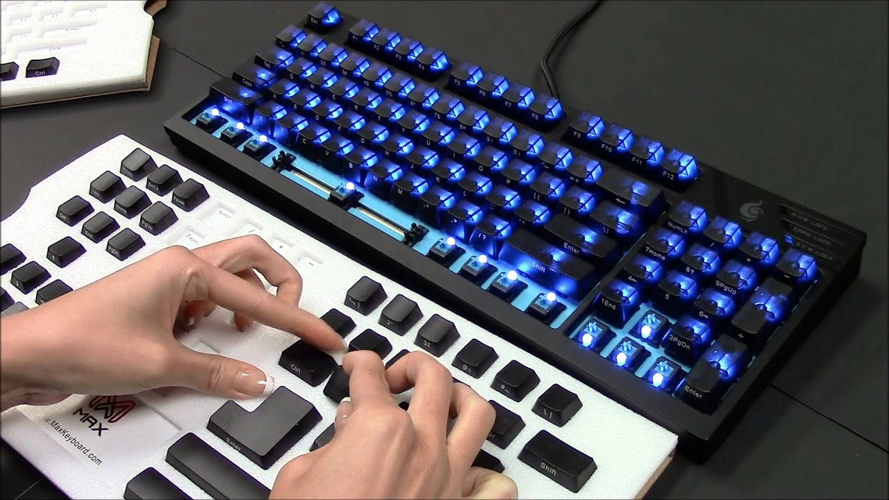 how to clean key caps