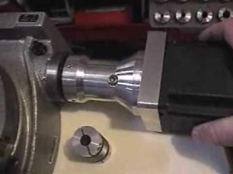 DIY 4th axis CNC rotary table conversion