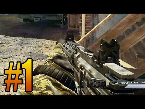 COD Ghosts 5 KD Challenge Episode 1 (Call of Duty: Ghost Playstation 4 PS4 Live Gameplay)