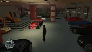 Magasin De Voitures De Sports GTA IV