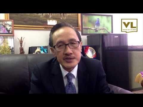 VL interviews Mr. Masidi Manjun, Min. of Tourism, Culture & Environment, Sabah Malaysia