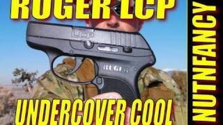 """""""The Ruger LCP Pistol: Undercover Cool"""" By Nutnfancy"""