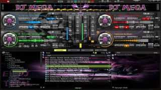 Electro House Mix 2012 2013 Dj Mega, Virtual Dj Pro 7