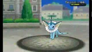 Pokemon X/Y Walkthrough Part 40 Final Rival Battle And