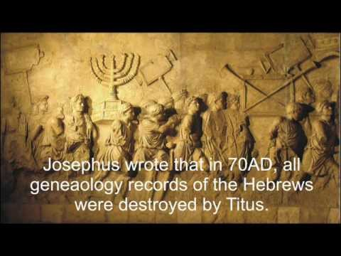 Texe Marrs - Counterfeit Hebrews (audio only)