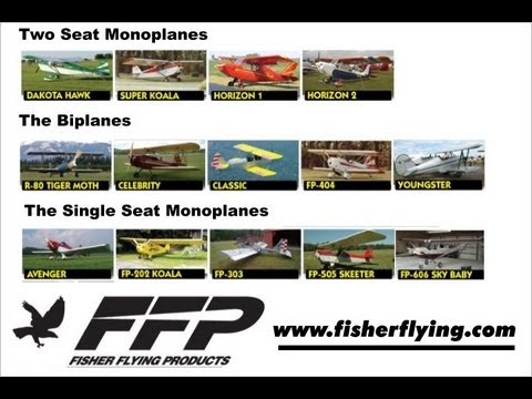 Fisher Flying Products Brampton Ontario. - YouTube