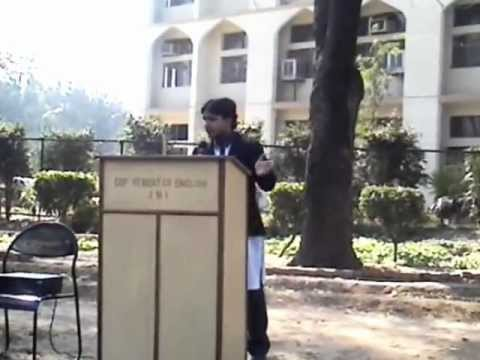 speech by ghulam rasool
