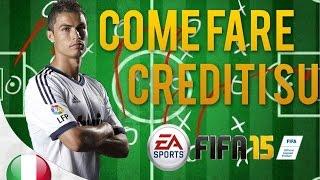 COME FARE CREDITI Su FIFA15 ULTIMATE TEAM METODO #1