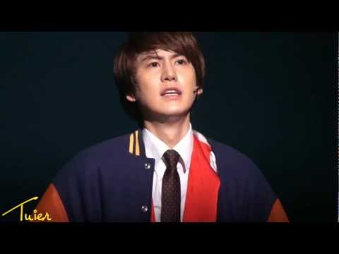 [HD fancam] 120529 Catch Me If You Can - Frank Kyuhyun Singing Cuts