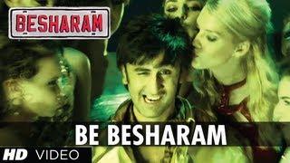 Besharam Title Song (HD) Ranbir Kapoor, Pallavi Sharda