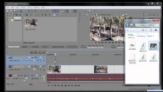 Sony Vegas Pro 10 Tutorial Parte 1 (Principiantes, Medio