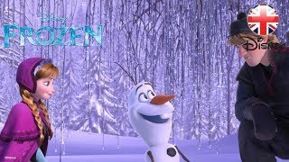 Disney's FROZEN Full UK Trailer Official Disney HD