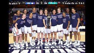 UConn Women's Basketball Highlights v. USF 03/06/2018 (AAC Tournament Finals)