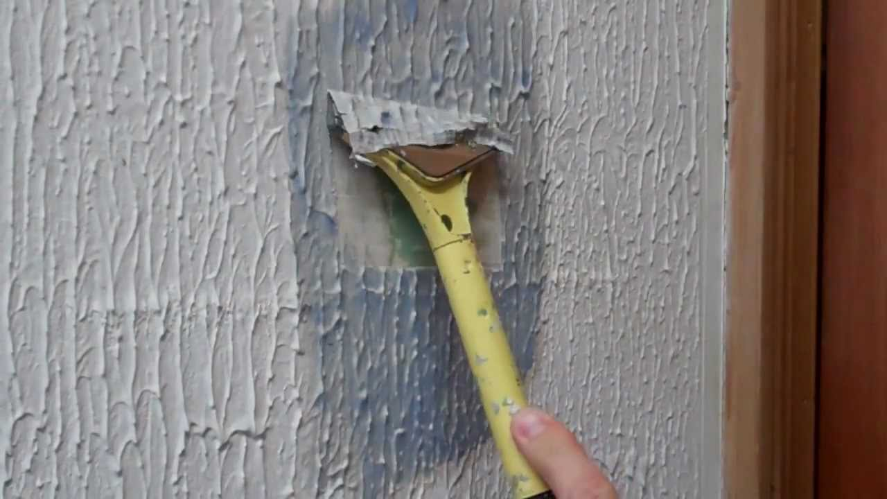 best way to remove woodchip wallpaper from ceilings