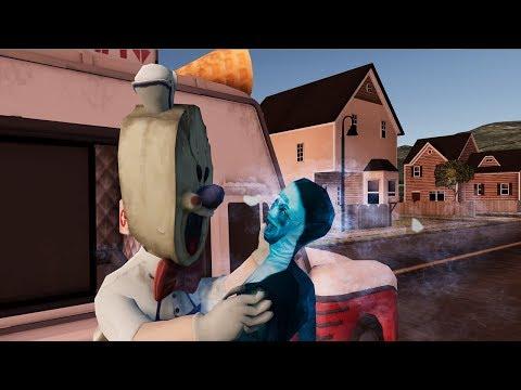 Evil Nun vs Ice Scream funny animation part 55