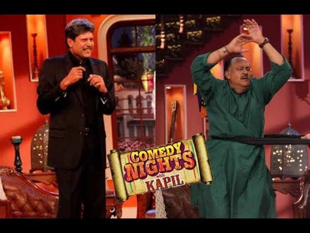 Special Episode : Kapil Dev And Alok Nath On Comedy Nights With Kapil 18th May Full Episode