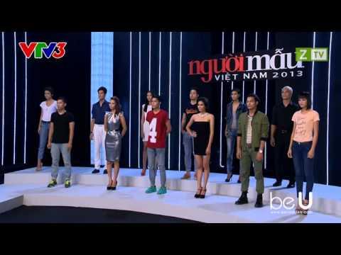 [HD - Phần 4] Vietnam's Next Top Model 2013 Tập 5 Ngày 3/11/2013