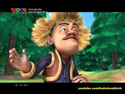 Chú gấu Boonie Tập 20   Phim hoạt hình