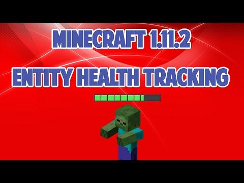 [Minecraft] 1.11+ Mob Health Bars