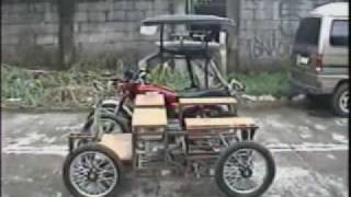 The HOY! Pinoy Mini Car Side By Side Size Comparison With