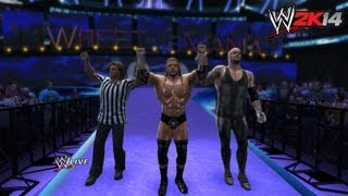 WWE 2K14 -  3 BIG GAMEPLAY IMPROVEMENTS