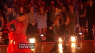 DWTS Karina And Corbin