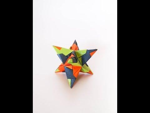 dodecaedro estrellado
