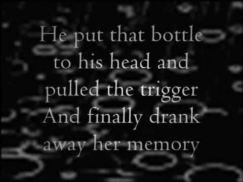 Brad Paisley ft. Alison Krauss - Whiskey Lullaby - Lyrics