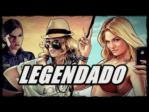 GTA V EPIC RAP | Dan Bull - Legendado PT-BR
