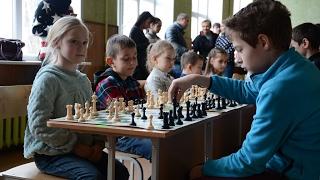 Відбувся шаховий турнір серед школярів